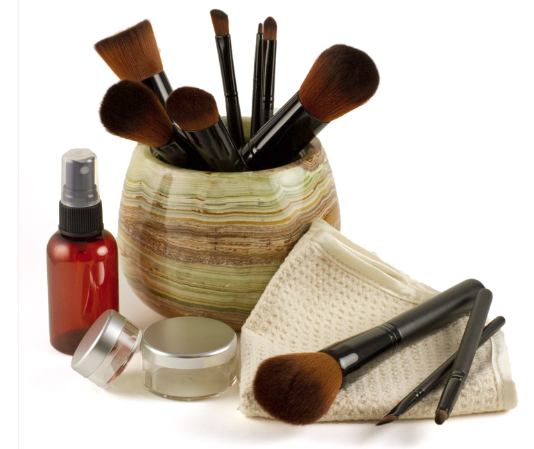 Makeup Brushes, Face Towels, Accessories